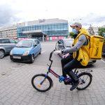 Таксистам и курьерам в России хотят оплачивать отпуск