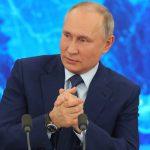 Россияне задали Путину 660 тысяч вопросов