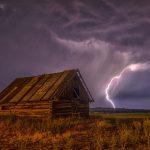 Жара в России закончится штормами