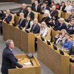 «Единая Россия» предложила запретить использование ИИ в медицине и образовании
