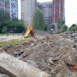 Мэрия Новосибирска прокомментировала сокращение программы благоустройства дворов
