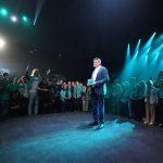 «Новые люди» представили программу на предвыборном съезде