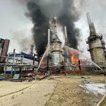 Ростехнадзор создал комиссию по расследованию аварии на заводе «Газпрома» в ЯНАО