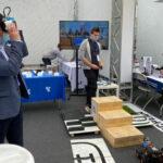 Архангельские студенты из САФУ разработали робота для очистки Арктики
