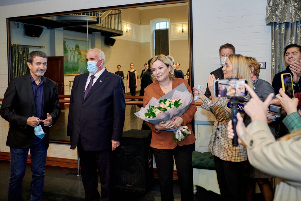 Министр Ольга Любимова пообещала поддержку костромским культурным проектам