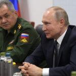 Путин заявил, что Шойгу возглавит комиссию «Единой России» по развитию Восточной Сибири