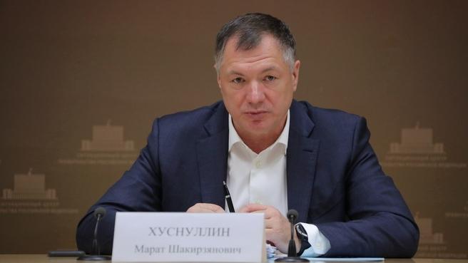 Хуснуллин сообщил о планах утвердить перестройку ЖКХ в начале 2022 года