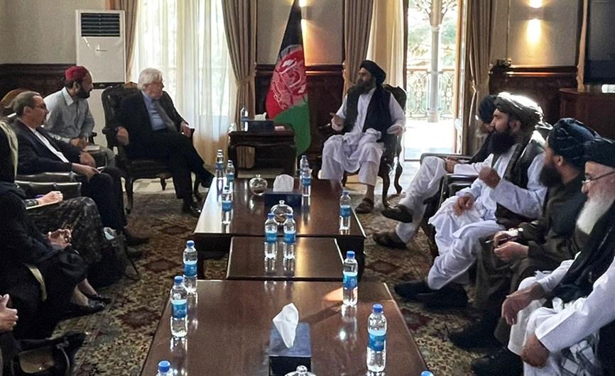 Генсек ООН Антониу Гутерриш высказался о ситуации в Афганистане и диалоге с талибами