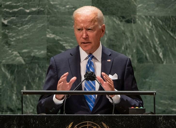 Байден: США намерены удвоить помощь развивающимся странам из-за климатического кризиса