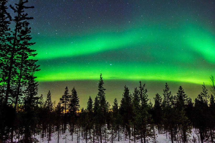 В 2022 году из Москвы в Мурманск запустят туристический маршрут «Северное сияние»
