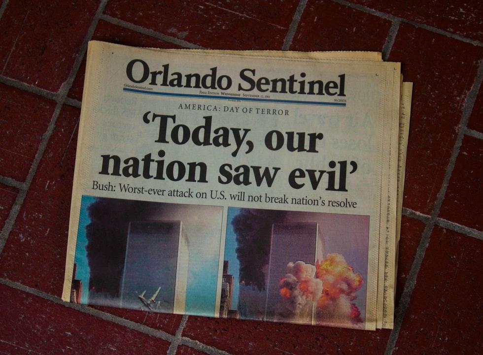 9/11: трагедия, изменившая мир