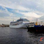 Кабмин выделил 2,55 млрд рублей на завершение строительства парома между Ленинградской и Калининградской областями