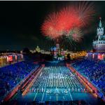 Фестиваль «Спасская башня» в Москве посетили более 25 000 человек