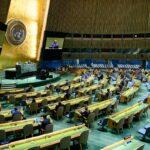 На Генеральной Ассамблее ООН в Нью-Йорке открывается неделя высокого уровня