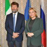 Ольга Любимова приняла участие в открытии перекрестного Года музеев России и Италии
