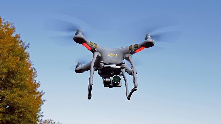 В России появится первый спасательный дрон с искусственным интеллектом