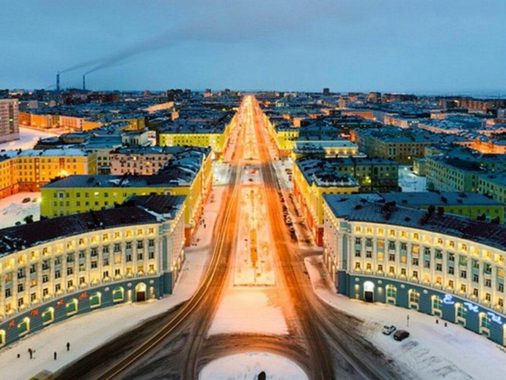 Опыт Норильска предложено применить при создании новых городов в Сибири