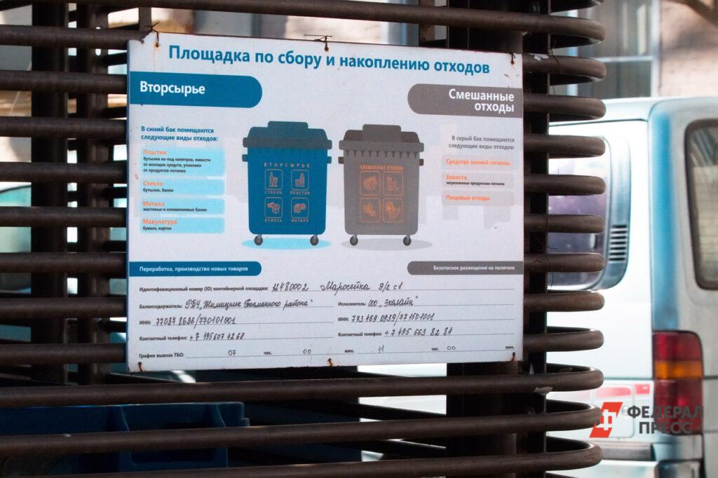 Абрамченко заявила, что половина регионов РФ может завершить мусорную реформу к 2024 году