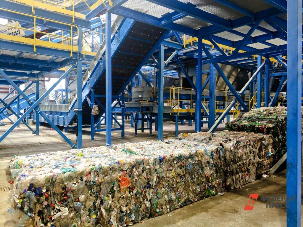 Доля перерабатываемых в Московской области отходов к 2024 году составит 84%