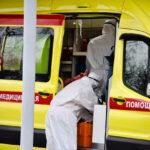 В России зарегистрировали максимальное количество новых случаев COVID-19 за всю пандемию
