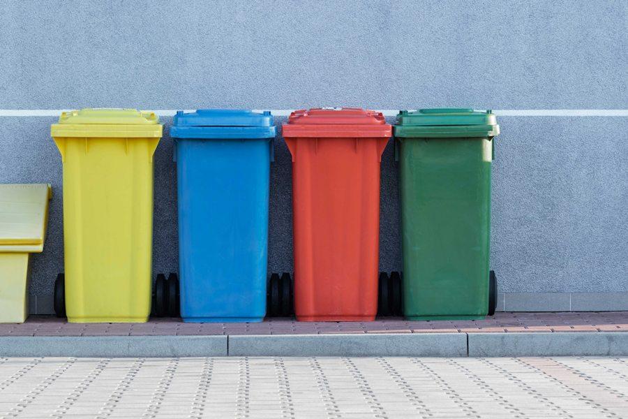 Правительство выделило 1 млрд рублей на закупку контейнеров для раздельного сбора отходов