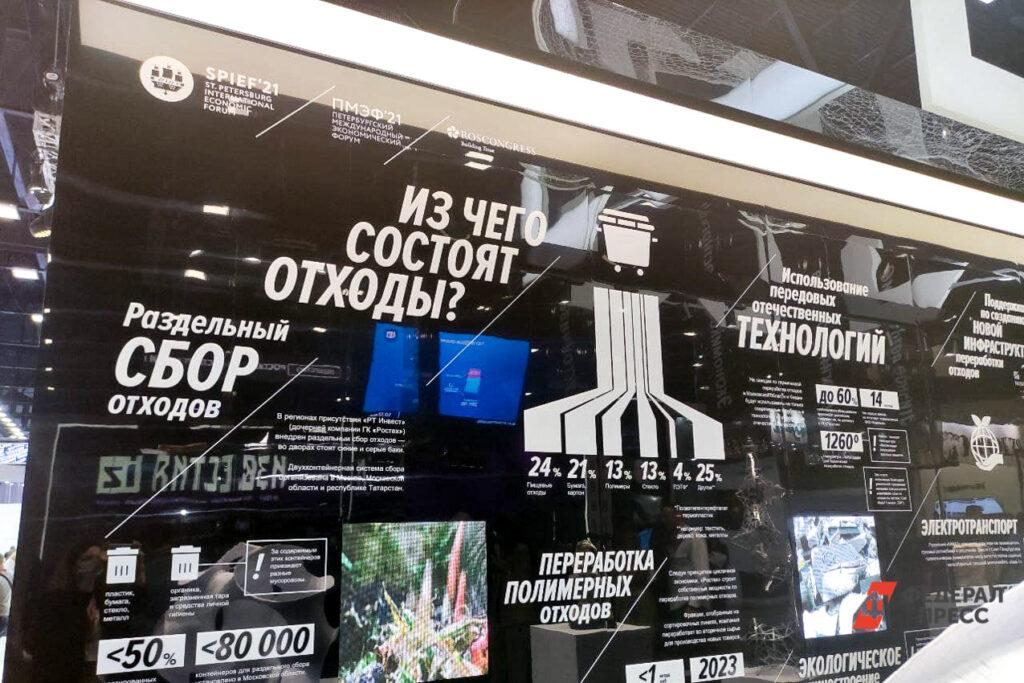 В РЭО заявили, что для завершения реформы обращения с ТКО нужно 450 млрд рублей инвестиций